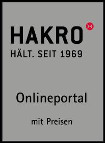 Hakro Onlineportal